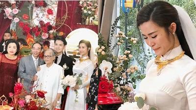 Là đại gia nức tiếng, bố Ông Cao Thắng không ngại nói điều này về Đông Nhi trong hôn lễ