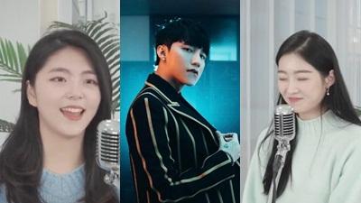 Sơn Tùng được Hoa hậu và Á hậu Hàn Quốc công khai thể hiện tình cảm, cover bản hit khiến Sky 'nở mày nở mặt'