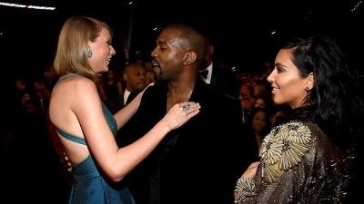 Phía vợ chồng Kim siêu vòng 3 tiếp tục 'cà khịa' Taylor Swift
