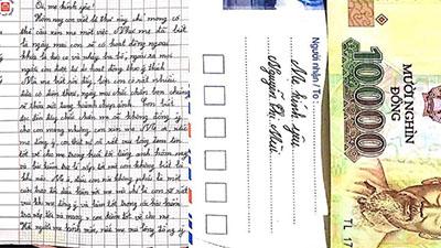 Bé gái viết thư xin mượn điện thoại mẹ khiến dân mạng cười ra nước mắt: 'Nếu mẹ muốn, con xin trả phí thuê 10.000'