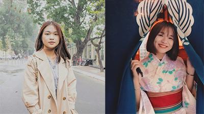 Nữ sinh 2000 từng từ chối học bổng 2,6 tỷ của Nhật: GPA 9.0, nói thạo 2 thứ tiếng chỉ nhờ xem Youtube