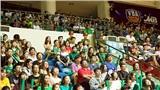 Chung kết VBA 2019: Cháy vé, NTĐ Cần Thơ 'ngộp thở' trong sức nóng của hơn 2.000 CĐV