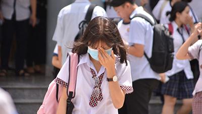 Quảng Ngãi cho học sinh nghỉ đến 16/2, TP.HCM dự kiến tiếp tục lùi lịch học phòng chống dịch Corona