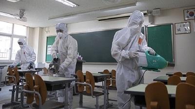10 sinh viên Hàn Quốc lây nhiễm covid-19 từ giáo viên đến thăm ổ dịch Iteawon Club