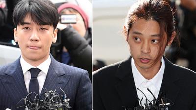 Không chỉ thực hiện quay lén, các thành viên nhóm chat của Jung Joon Young và Seungri còn có dấu hiệu sử dụng ma tuý
