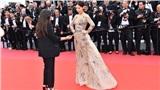 Chỉ vì muốn chiếm spotlight mà mỹ nhân 'Diên hi công lược' bị đuổi khỏi thảm đỏ Cannes