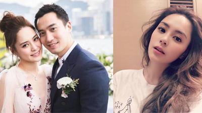 Vừa mới kết hôn, Chung Hân Đồng đã phải 'cay đắng' ly thân với chồng bác sĩ?