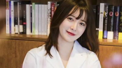 Dù trẻ đẹp bất chấp thời gian nhưng Goo Hye Sun cũng phải đau đầu vì cơ thể khó giảm cân của mình