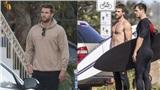Hậu chia tay, Liam Hemsworth quay về Úc sống cùng gia đình, tranh thủ 'thả dáng' bên anh trai Chris Hemsworth