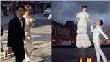 Trước Đông Nhi - Ông Cao Thắng, nhiều cặp đôi đình đám của showbiz Việt cũng 'đầu tư' chụp ảnh cưới ở trời Tây