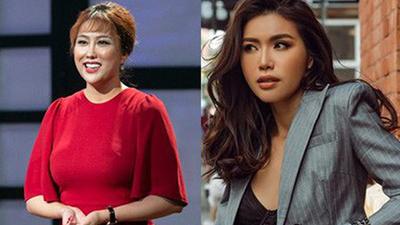 Pha 'cà khịa' cực mạnh đến từ Minh Tú dành cho màn xuất hiện của Phi Thanh Vân tại 'Shark Tank'