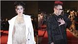 Thảm đỏ VIFW 2019 ngày cuối: Huyền My nổi bật với phong cách trang điểm lạ nhưng Tùng Dương mới là người chiếm spotlight