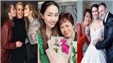 Từ Âu sang Á, nhiều ngôi sao nổi tiếng rộn ràng chúc mừng Ngày của Mẹ