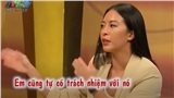 Hana Giang Anh thẳng thắn tiết lộ lý do 'chồng không đáp ứng nhu cầu chuyện ấy' nhưng vẫn chấp nhận cưới