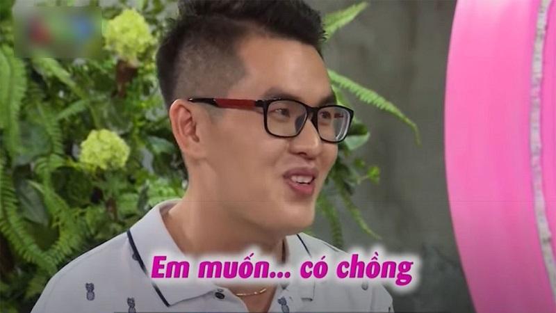 Chàng gay thú nhận 'muốn lấy chồng', tự tay nấu nồi cháo hành mang đến show hẹn hò để tán đổ 'Chí Phèo' của đời mình