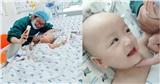 Ngắm nụ cười của đáng yêu hai bé Diệu Nhi, Trúc Nhi sau 15 ngày đại phẫu tách rời