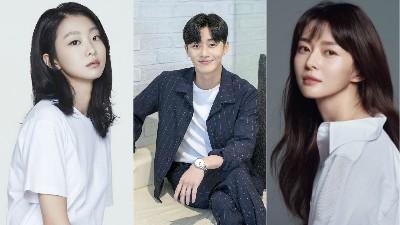 'Bạn gái tin đồn' của Lee Jong Suk xác nhận tham gia phim mới cùng Park Seo Joon