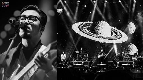 'Monsoon Music Festival' ngày 1: Vũ và Skylines Beyond Our Reach 'chiêu đãi' khán giả bằng loạt hit, xin lỗi vì đã 'mang mưa' đến Monsoon