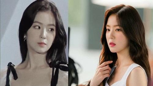 Nhan sắc đỉnh cao, Irene (Red Velvet) chỉ đứng yên cũng khiến khán giả 'mệt tim'