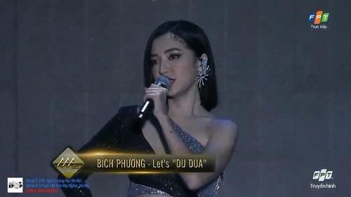 Cộng đồng mạng truyền tay bài hát của Bích Phương với tựa đề mới 'lạ lùng' tại AAA 2019