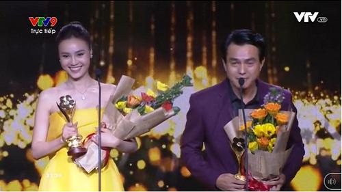 Cao Minh Đạt và Ninh Dương Lan Ngọc đoạt giải Nam, Nữ diễn viên được yêu thích nhất tại Mai Vàng 25