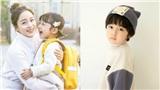 Con gái Kim Tae Hee trong 'Hi Bye, Mama' do bé trai thủ vai