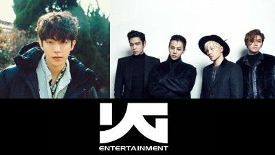 Big Bang tái kí hợp đồng với YG Entertainment còn Nam Joo Hyuk sẽ 'dứt áo ra đi'?