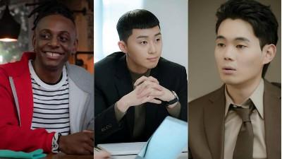Đội 'thời tới là giàu' trong 'Itaewon Class': Người bỏ học làm giám đốc, người là cháu đại gia ngầm