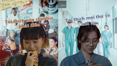 Từ 'Itaewon Class' đến 'Hospital Playlist': 2 cô gái này minh chứng câu nói 'bao năm cục súc với thiên hạ, nhưng chỉ vì anh mà dịu dàng'