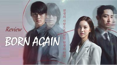 'Born Again': Nội dung lôi cuốn từ tập đầu, nữ chính Jin Se Yeon 'lu mờ' trước hai nam người mẫu 'đá sân'