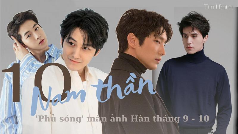 10 trai đẹp 'đổ bộ' màn ảnh Hàn tháng 9 - 10: Park Bo Gum hay Lee Dong Wook, Kim Bum sẽ thắng thế?