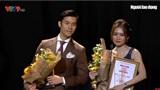 Văn Phượng rơi nước mắt, Nhan Phúc Vinh hạnh phúc nhận giải Nam – Nữ diễn viên xuất sắc tại Mai Vàng lần thứ 26