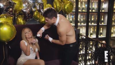 Vụ ngoại tình của Mariah Carey và chàng vũ công Bryan Tanaka: Xem lại loạt cử chỉ thân mật táo bạo trong show thực tế