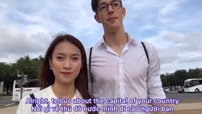 Không chỉ xinh đẹp, tài giỏi, Khánh Vy '7 thứ tiếng' còn giúp mọi người bỏ túi vốn từ vựng tiếng Anh hữu ích