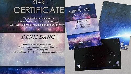 Chất chơi như fan của Denis Đặng: Mua cả sao trên trời để tặng thần tượng