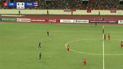 Tình huống trọng tài không thừa nhận bàn thắng của Việt Nam: BLV Quang Huy khẳng định Văn Hậu không hề phạm lỗi, hàng triệu fan bức xúc