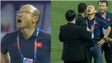 VIỆT NAM VÔ ĐỊCH RỒI! Xem lại loạt ảnh tranh cãi 'giận xanh người' của thầy Park mà cưng hết sảy