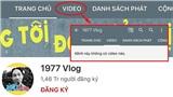 Trong cái rủi lại có cái may, cuối cùng thì kênh Youtube của 1977 Vlog đã trở lại