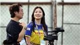Nữ phóng viên Hàn Quốc 'xinh như mộng' tiết lộ cực hâm mộ thầy Park