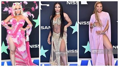 Không chỉ Met Gala, dàn sao hạng A còn khiến người hâm mộ 'đứng hình' khi làm lố trên thảm xanh BET Awards 2019