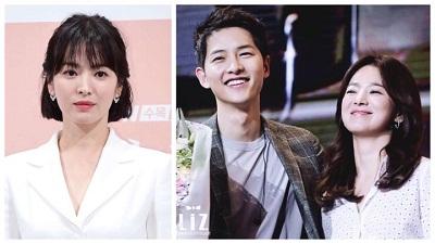 Song Hye Kyo tiết lộ những dự định trong tương lai hậu ly hôn Song Joong Ki