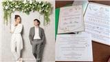 Đám cưới hot nhất showbiz của Cường Đô La và Đàm Thu Trang gây tranh cãi vì không phục vụ trẻ em dưới 5 tuổi