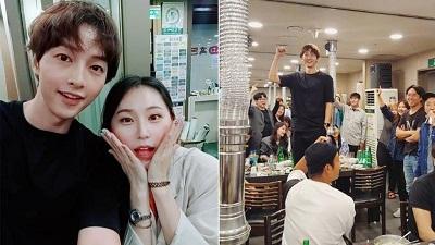 Song Joong Ki được nhân viên đoàn làm phim khen ngợi vì thái độ làm việc chuyên nghiệp dù mới ly hôn