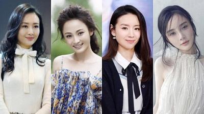 Những mỹ nhân Hoa ngữ đánh mất sự nghiệp vì ngoại tình: Người quyến rũ đàn ông có vợ, kẻ cặp kè với trai trẻ