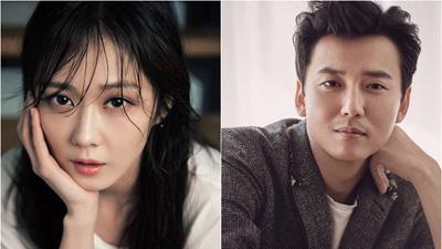 Chân dung của nam tài tử Kim Nam Gil - người được cho là sẽ kết hôn với Jang Nara vào tháng 11 tới