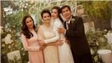 Lộ diện những hình ảnh hiếm hoi về cả gia đình Đông Nhi