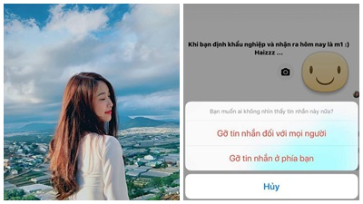 Gặp chuyện bực mình ngay đầu tháng 'cô hồn', cách mà bạn gái Văn Toàn đáp trả khiến dân tình thốt lên: Quá sang!