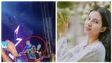 Nữ chính Sóng Gió ghi điểm trong mắt Key, Đóm khi ra tay ngăn cản fan cuồng trên sân khấu
