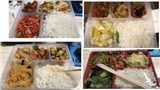 Đại học Vũ Hán phát 3 bữa cơm miễn phí cho 800 sinh viên vẫn còn lưu lại trường trong dịch corona