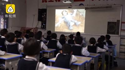 Trường học thêm 'bộ môn' xem phim hoạt hình vào thời khóa biểu chính khóa của học sinh